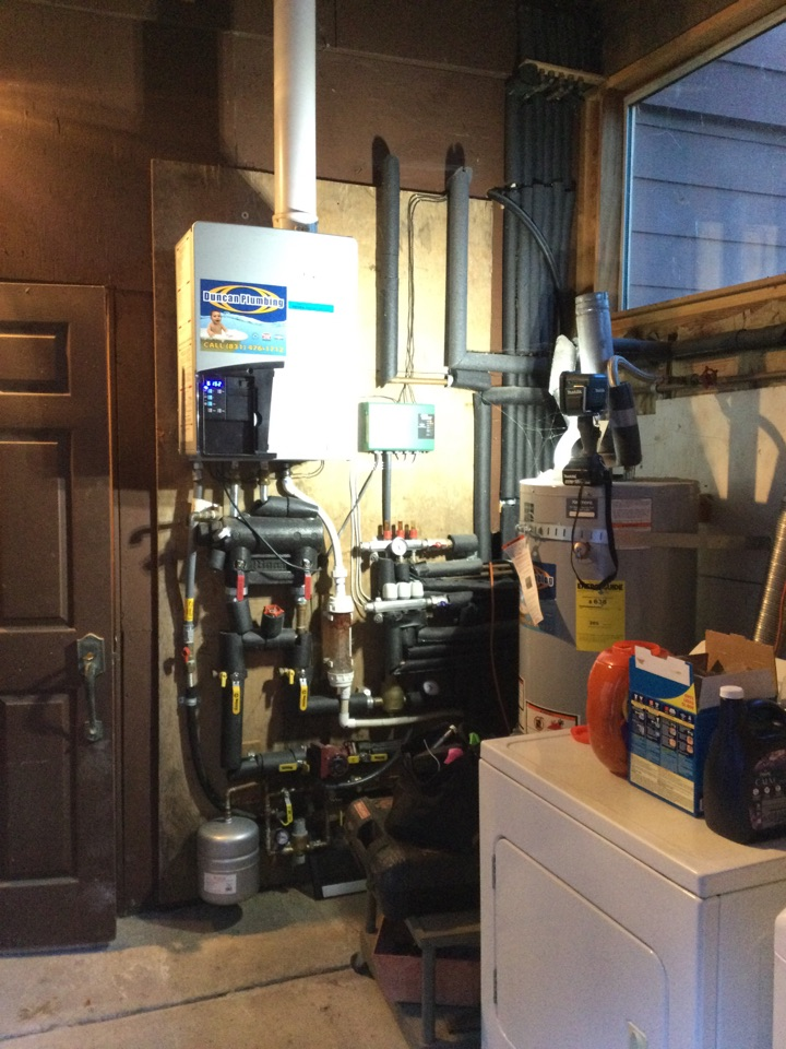 Los Gatos, CA - Performed hydronic heating inspection