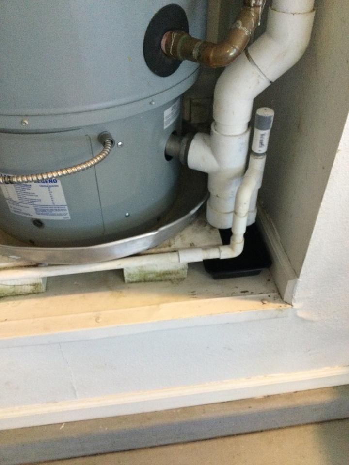 Los Gatos, CA - Repaired faulty air handler heating system.