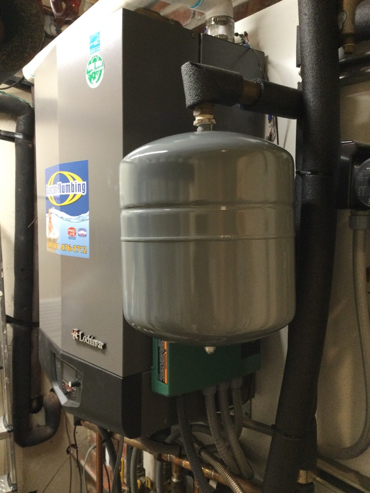 Saratoga, CA - Repaired hydronic heating system
