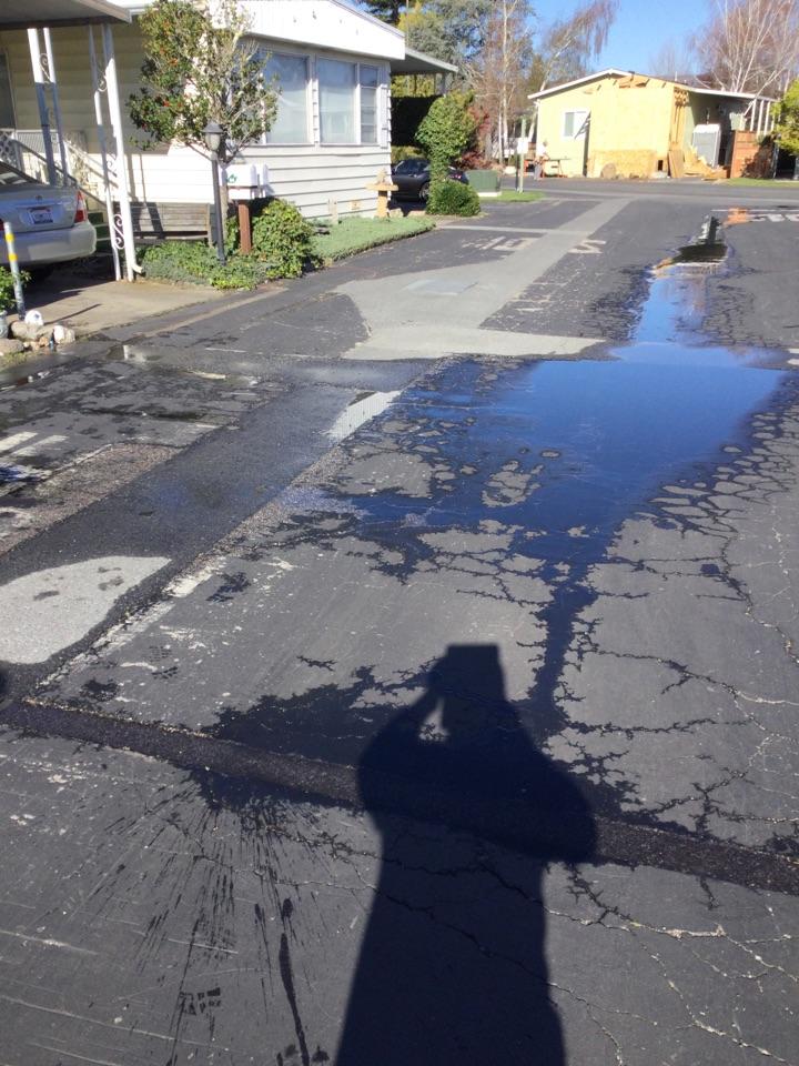 Scotts Valley, CA - Leak investigation.