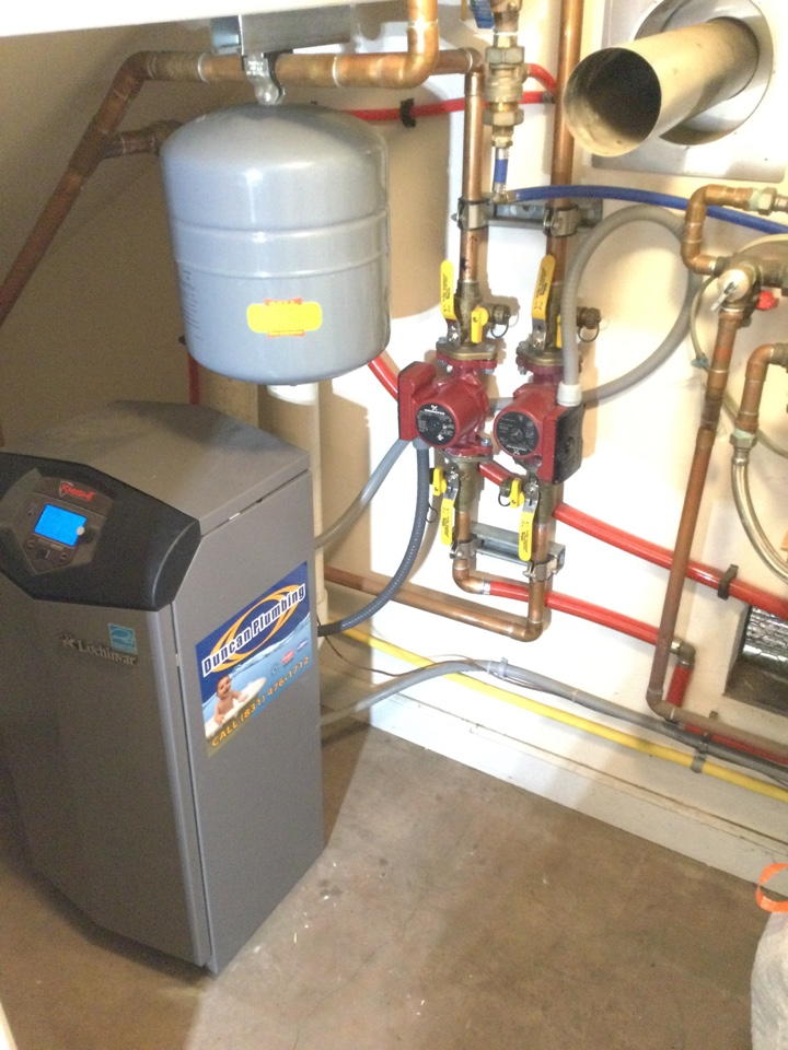 Capitola, CA - Repaired heating system