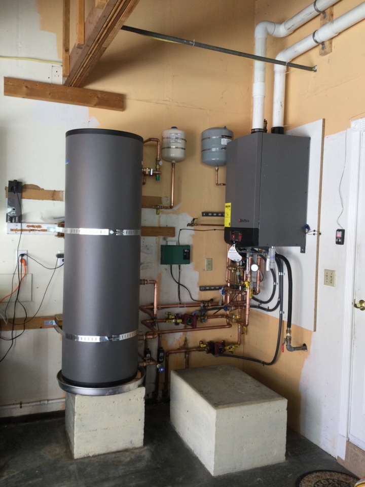 Scotts Valley, CA - Boiler installation l