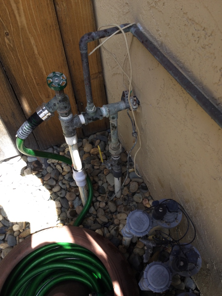 Provided estimate to install a new pressure reducing valve.