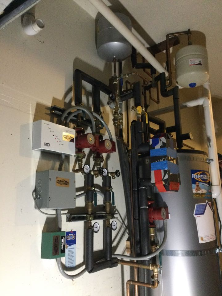 Ben Lomond, CA - Performed hydronic heating inspection
