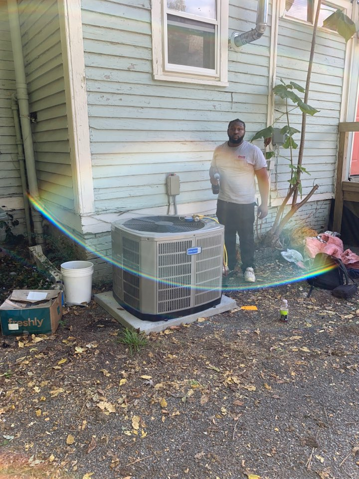 Memphis, TN - Install new system