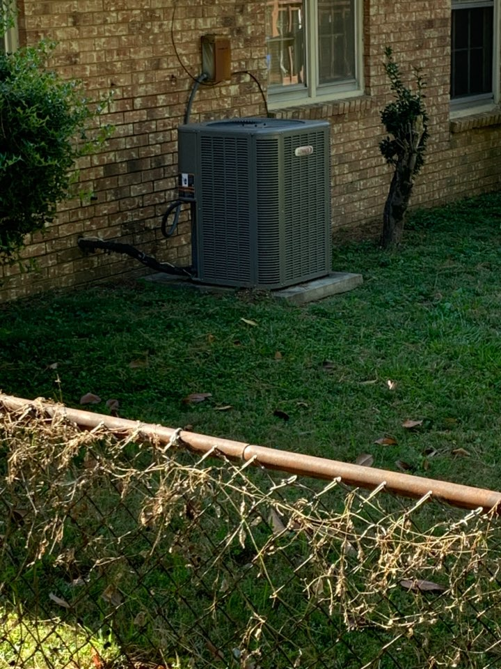 Memphis, TN - Ac tuneup on heat pump