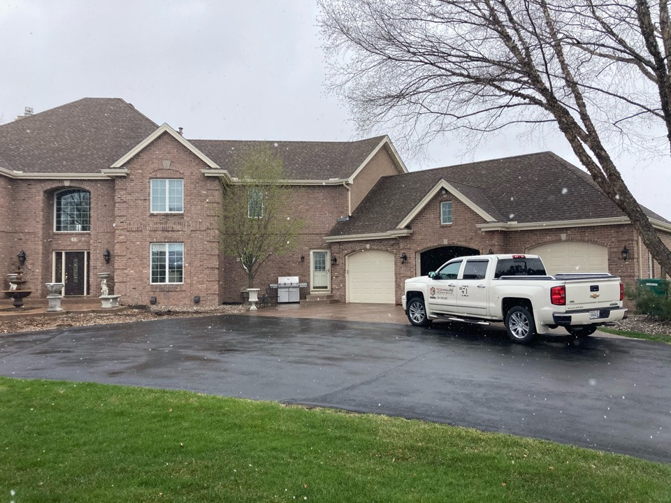 Saint Paul, MN - About to start a two car garage addition with an upper bonus room