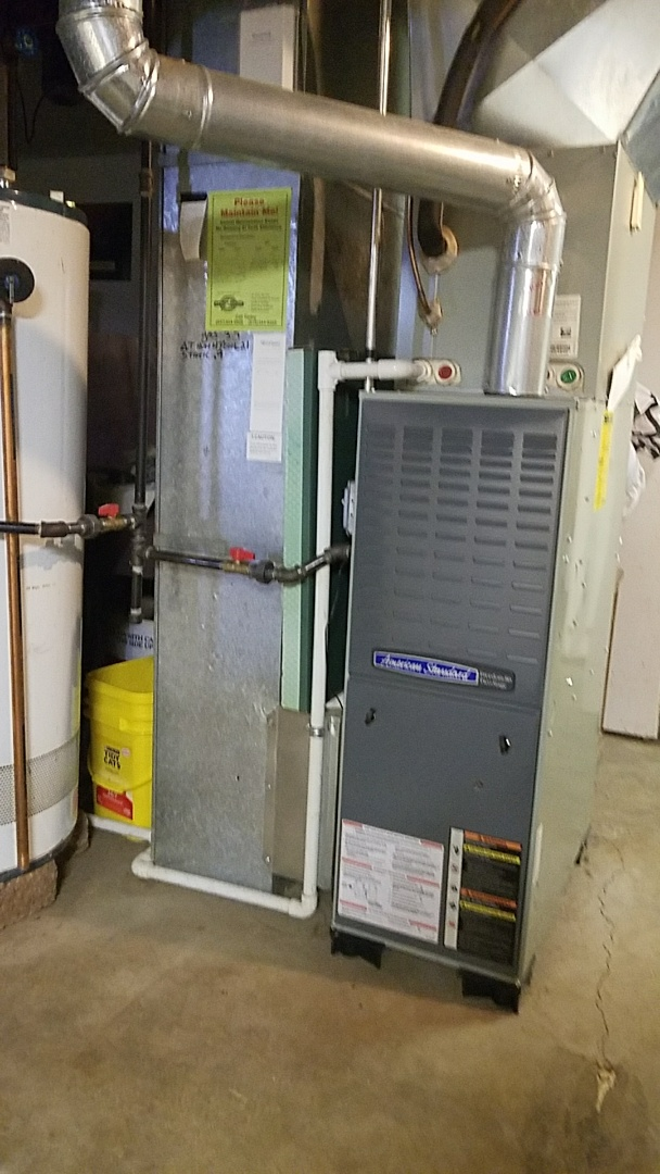 Lake in the Hills, IL - American Standard furnace maintenance
