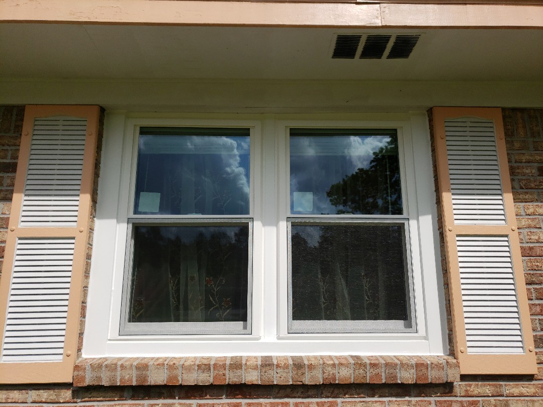 Axis, AL - Installed Viwinco replacement windows