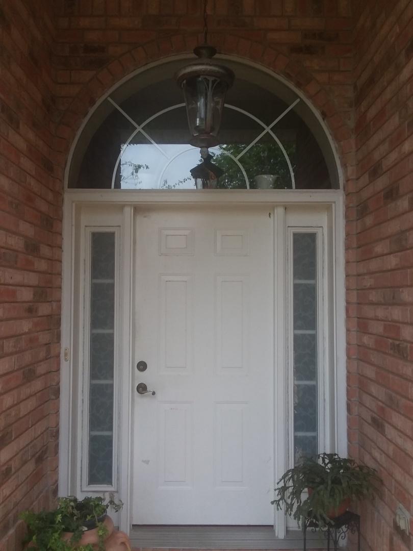 Thermal Tru entry door