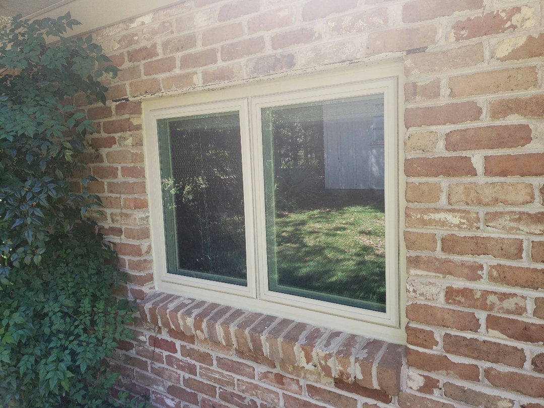 Coden, AL - Installed viwinco replacement casement windows