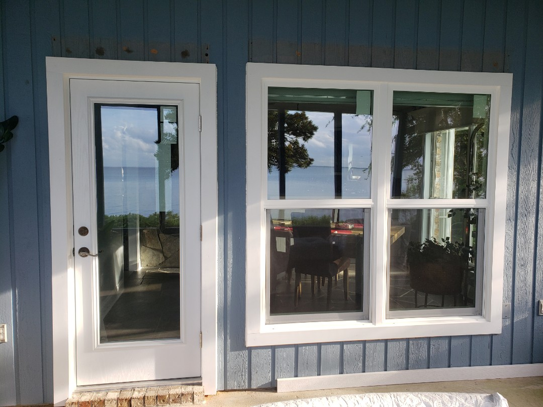 Installed impact windows and doors