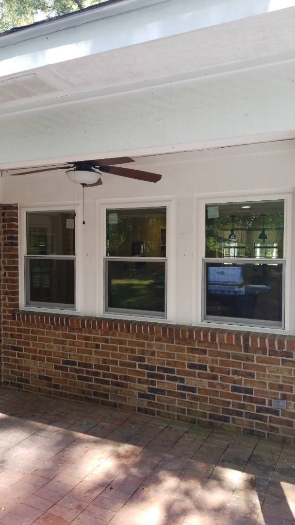 installed new Viwinco energy star rated windows in Daphne,  Al