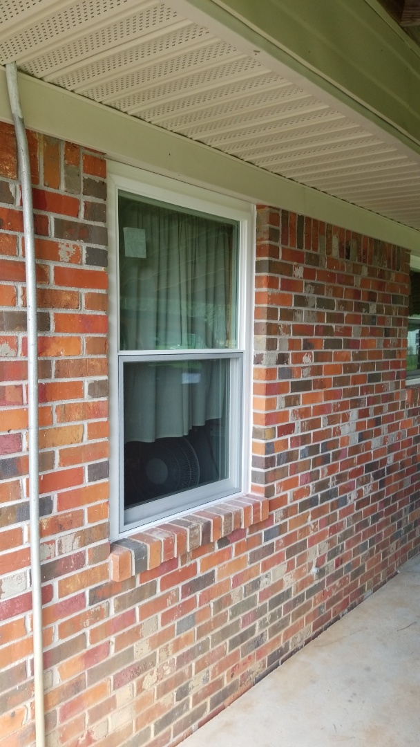 Stapleton, AL - installed new Viwinco impact rated windows near Stapleton, Al