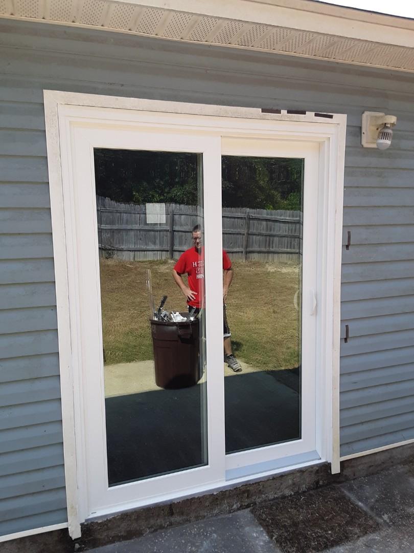 Nice sliding door replacement