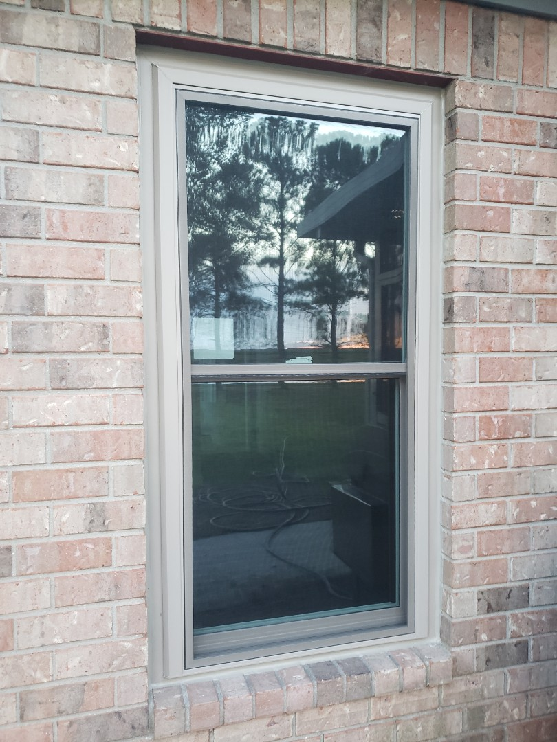 Installed Viwinco replacement impact windows