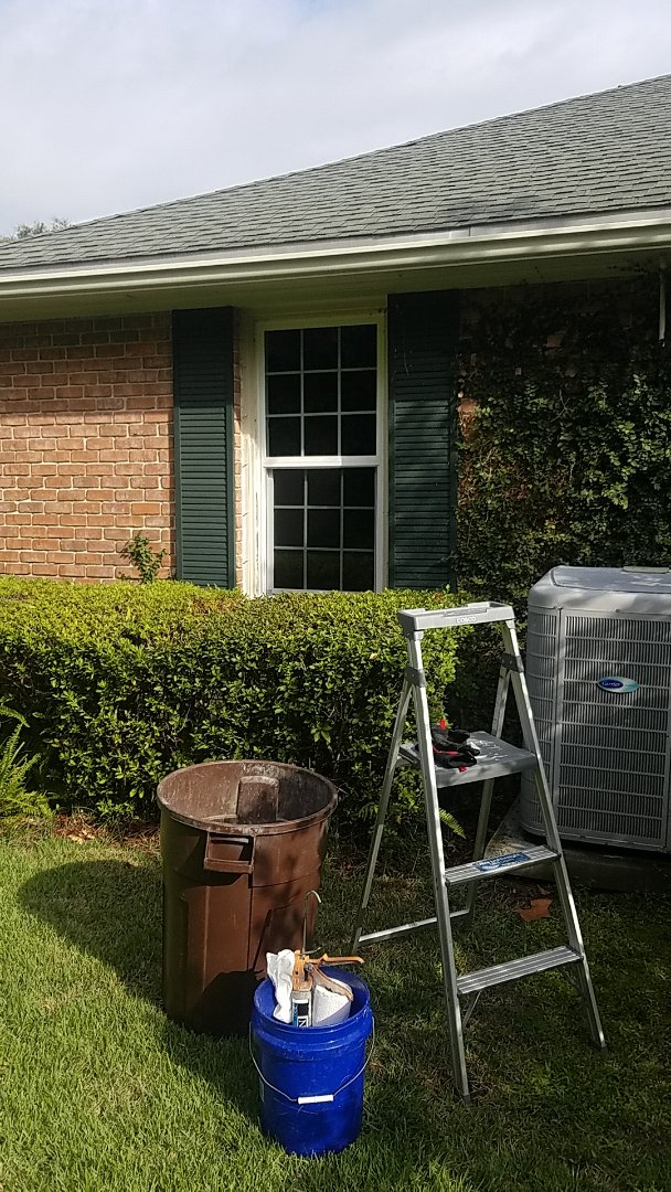 Replacing glass and sashes on cws windows