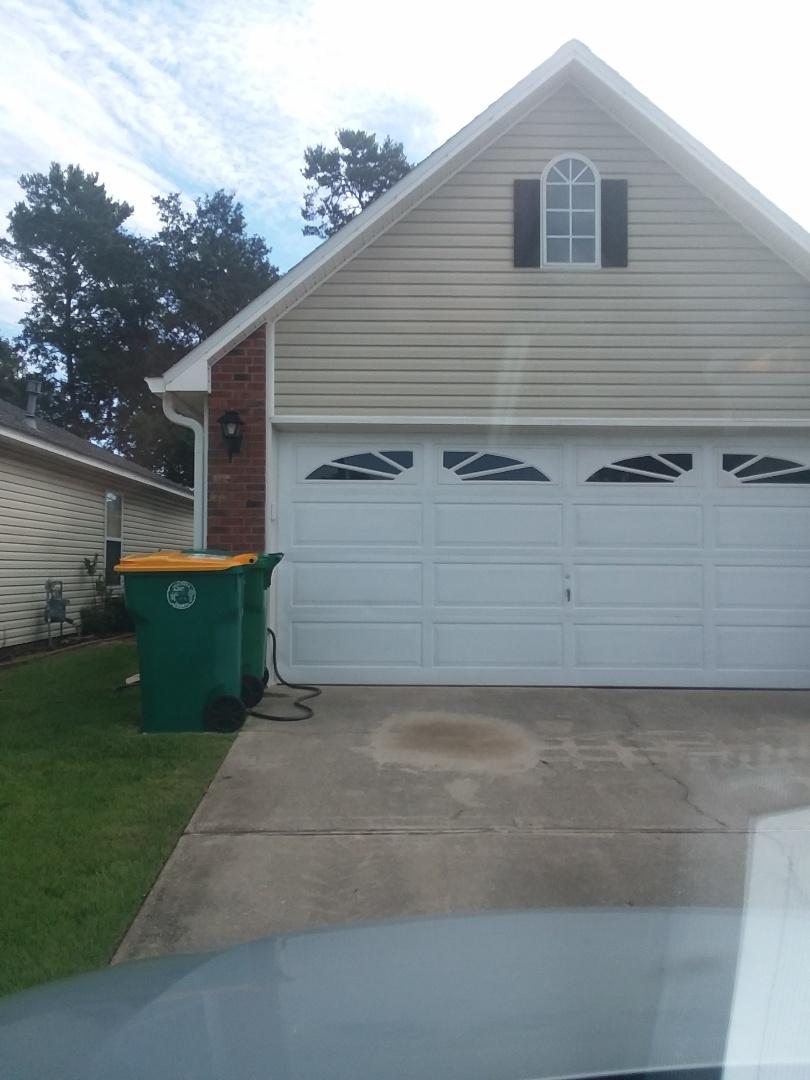 Entry door with storm door