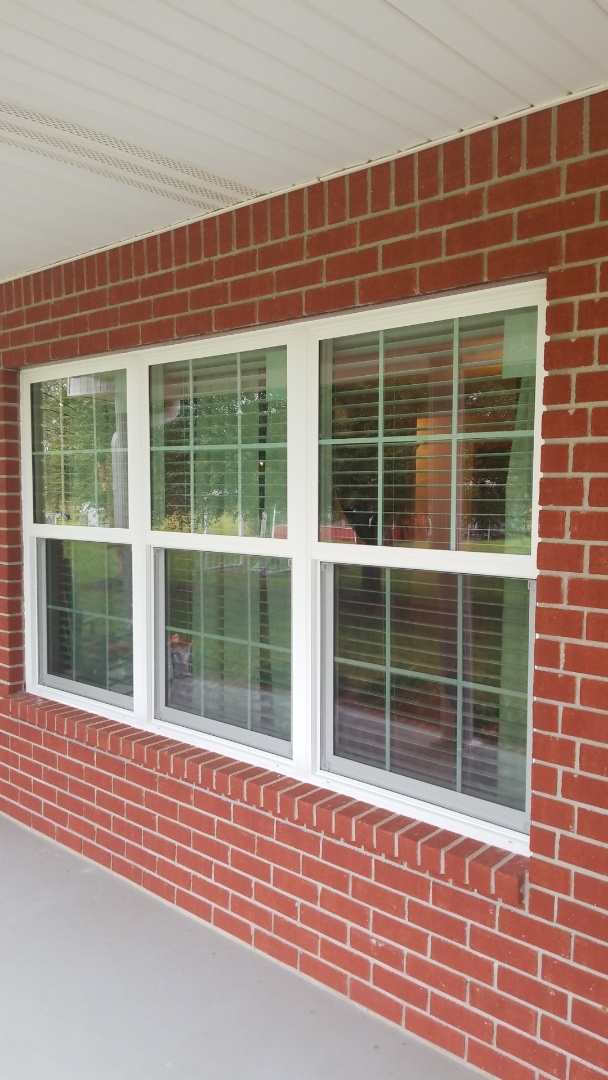 Molino, FL - installed new Shwinco impact rated windows in Molino, Fl