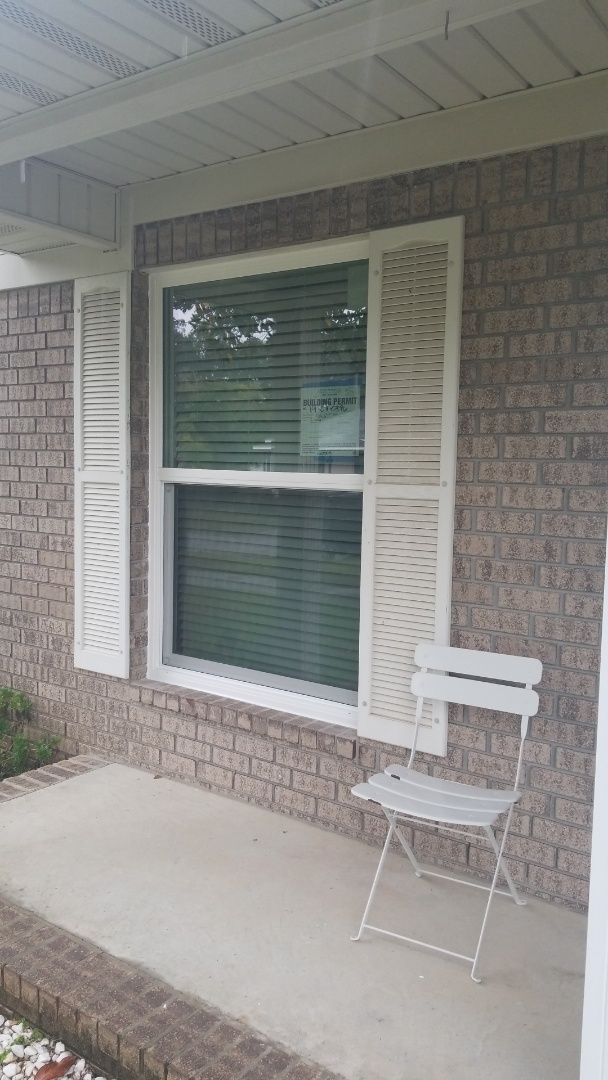 installed new Shwinco impact rated windows in Pensacola