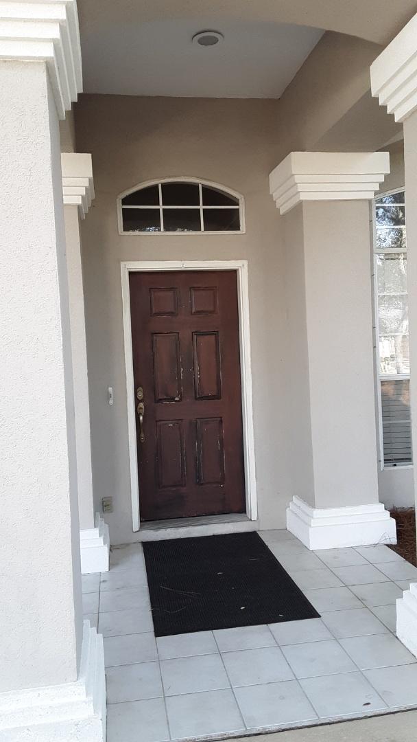 We replace old steel and wood doorscwith great fiberglass doors.
