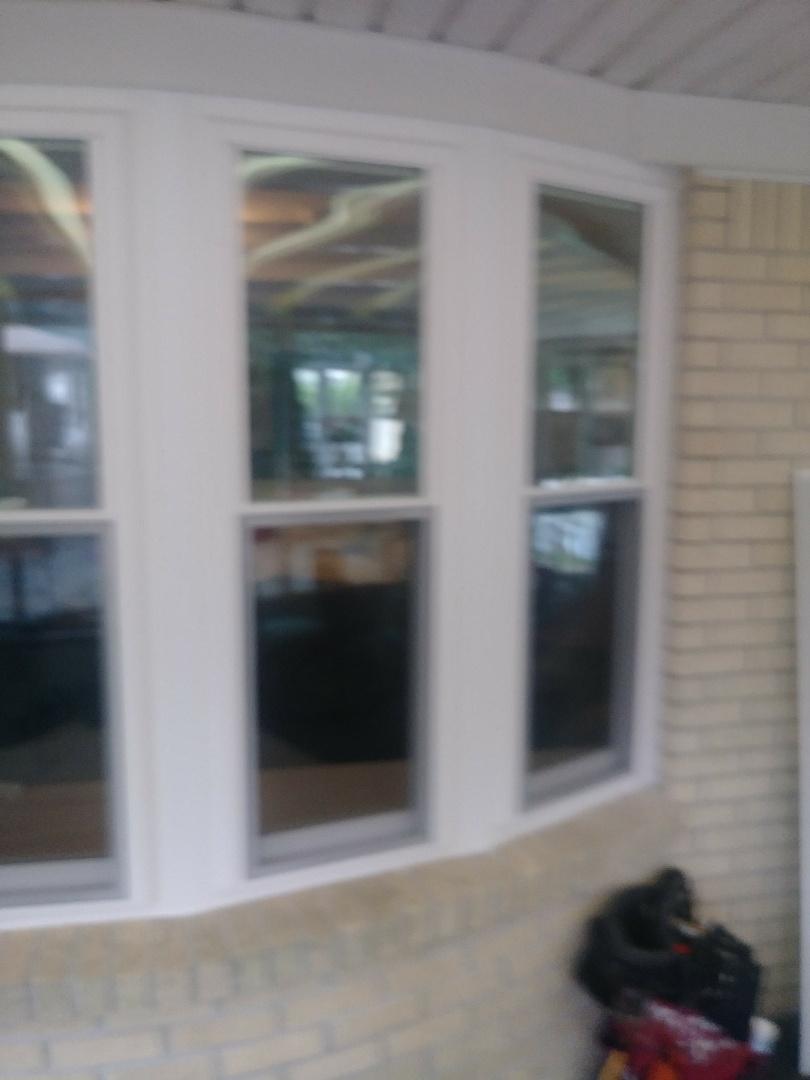 Gulf Shores, AL - Installing Viwinco impact Windows