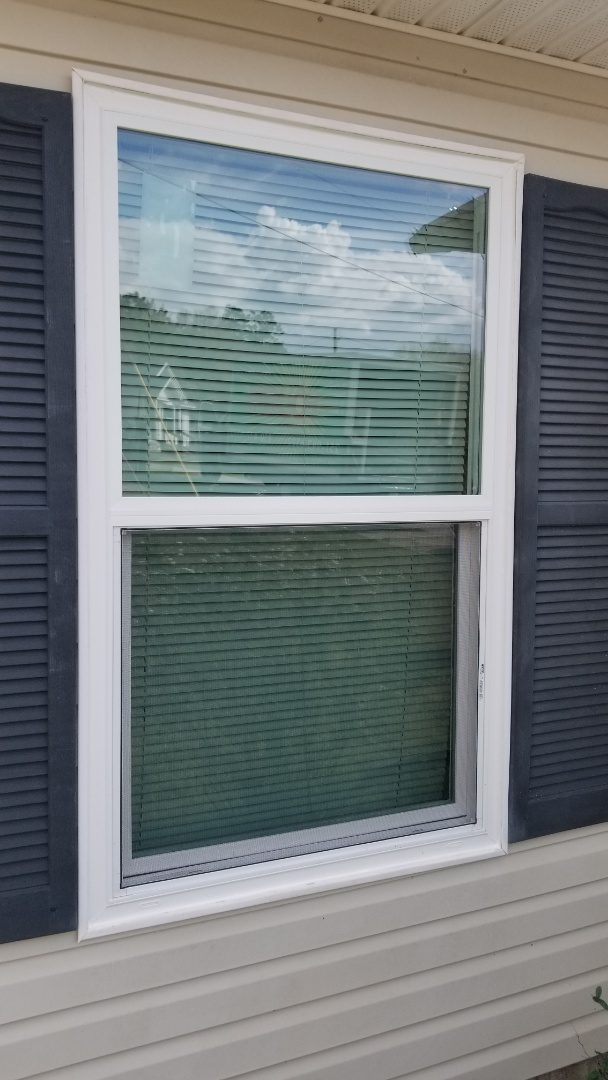 Crestview, FL - installed new CWS energy star rated windows in Crestview, Fl