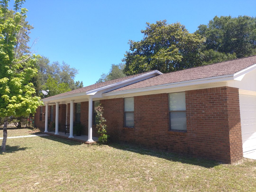 Crestview, FL - New windows from Folkers