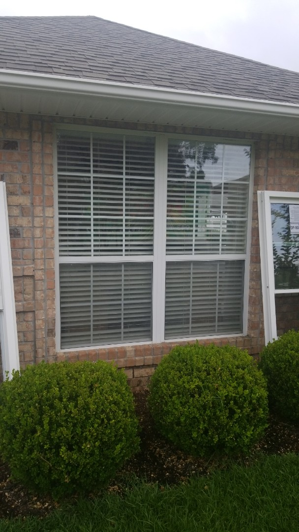 taking out old inefficient windows in Pensacola