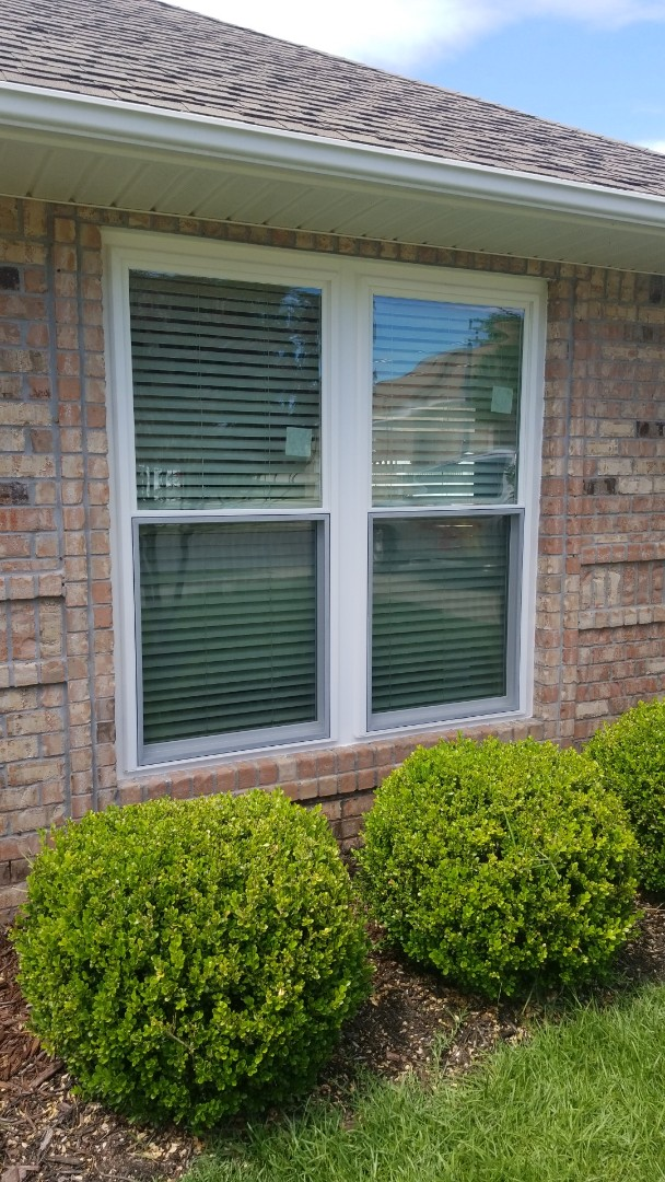 installed new Viwinco impact rated windows in Pensacola