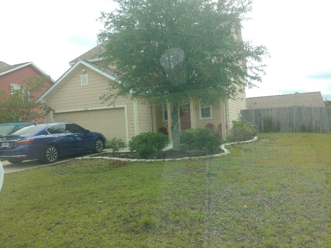 Crestview, FL - New Sliding Door from Folkers