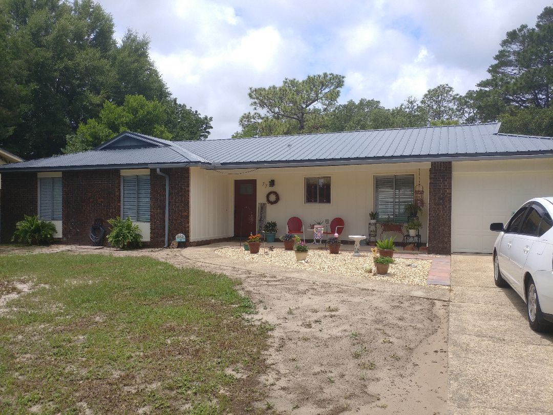 Shalimar, FL - New impact windows from Folkers