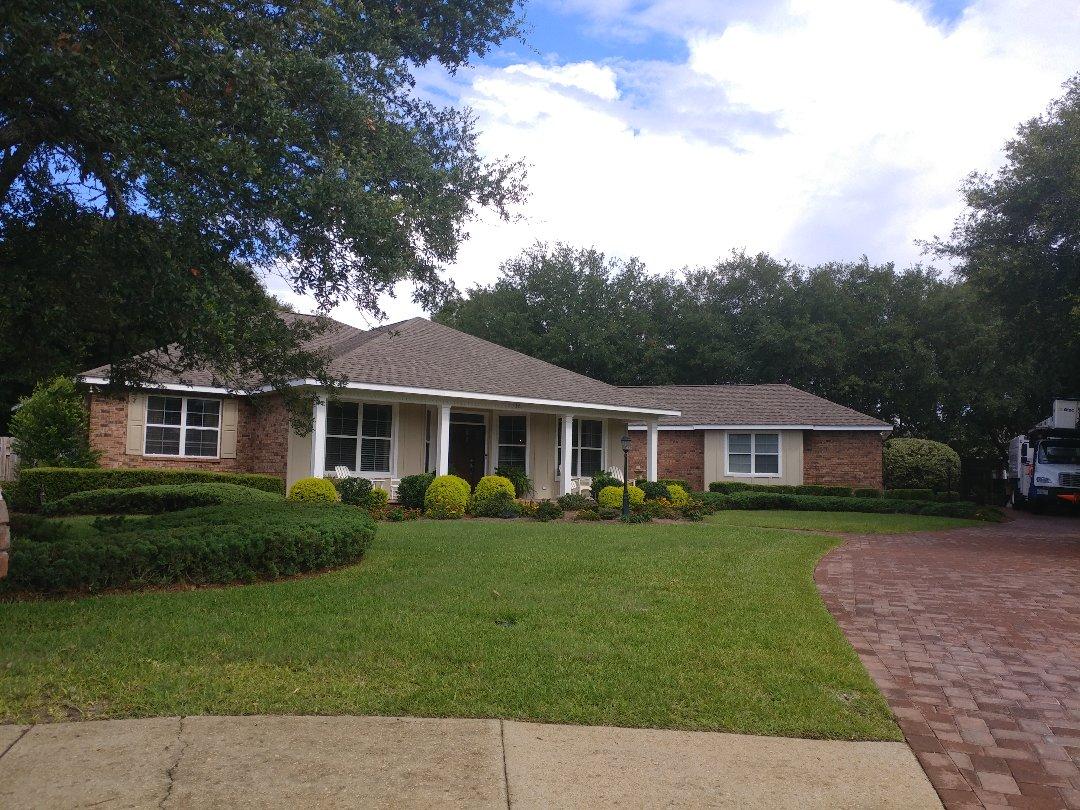 Gulf Breeze, FL - New windows, from Folkers
