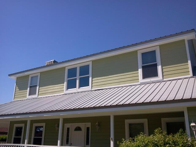 Orange Beach, AL - Folkers installed eight Viwinco Ocean View impact replacement windows