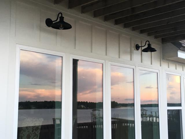 Folkers installed twelve Shwinco impact windows and sliding glass doors