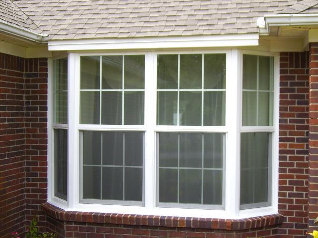 Shalimar, FL - Installed Shwinco garden bay window and eight Viwinco impact windows