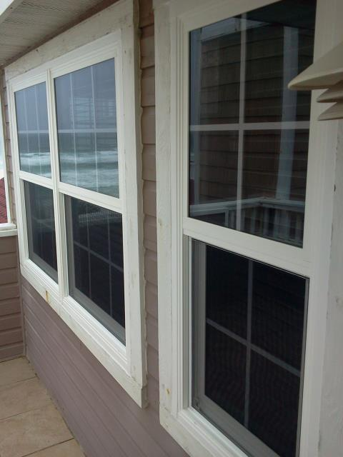 installing eight new Viwinco impact rated windows