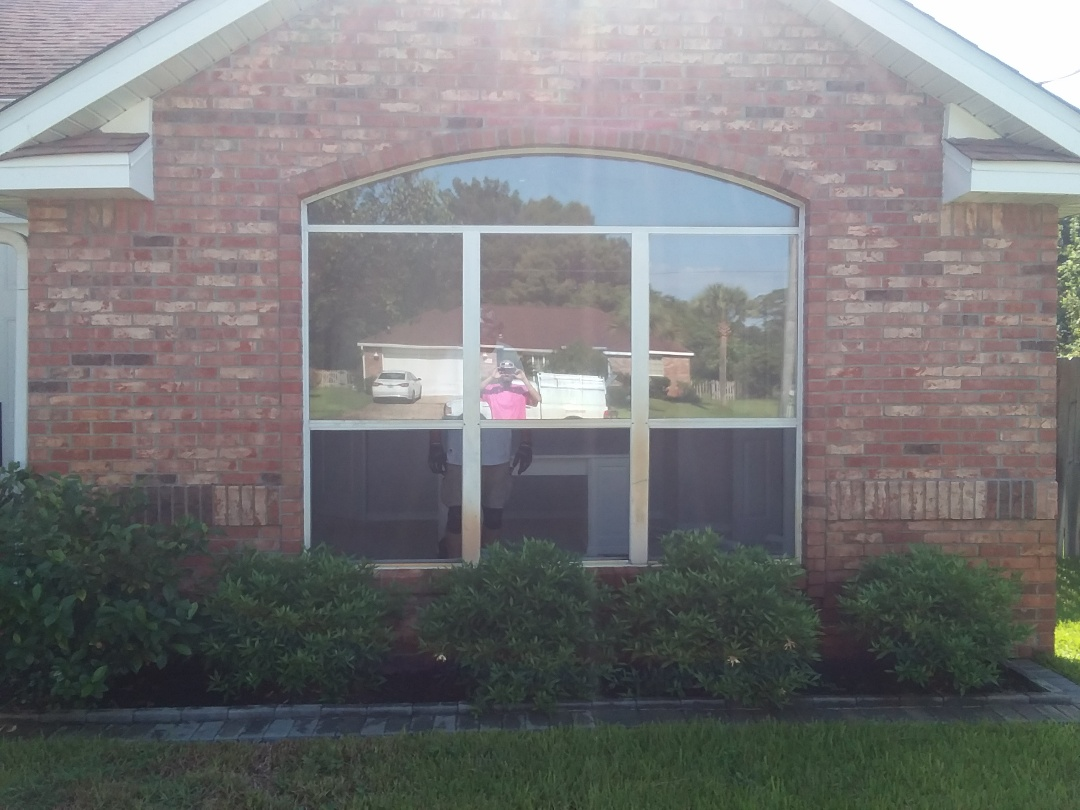 Mary Esther, FL - We installed CWS impact windows