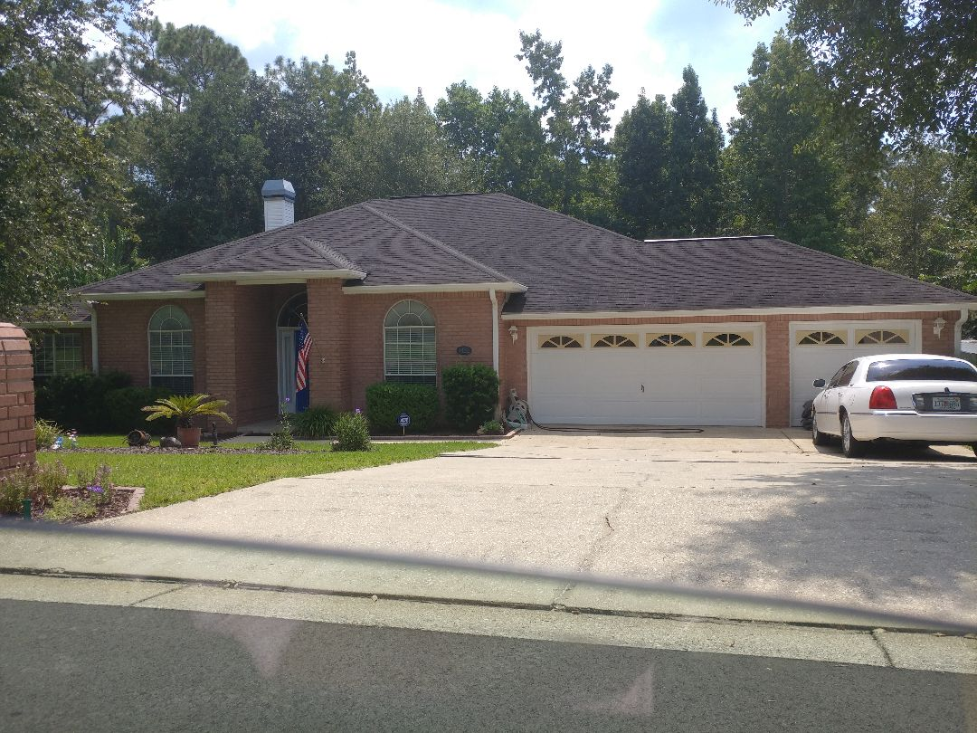 Cantonment, FL - New impact windows from CWS and Folkers
