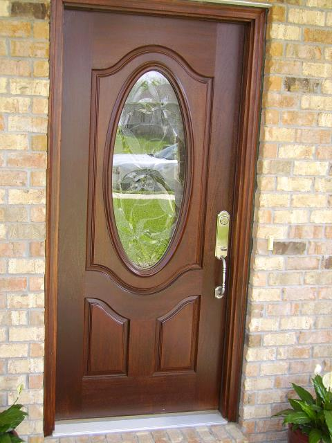Foley, AL - Servicing a Pella entry door