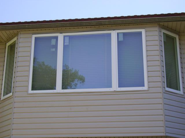Milton, FL - Installed impact windows that exceeds all hurricane and energy code requirements.