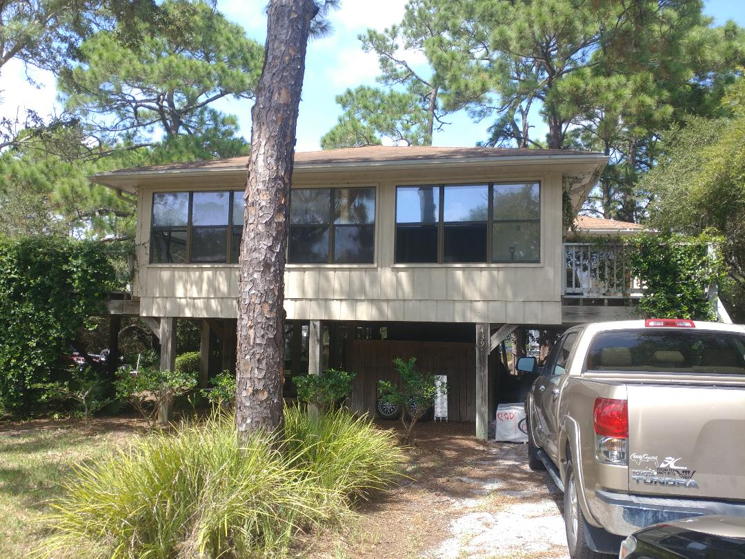 Crestview, FL - New windows and sliding glass doors