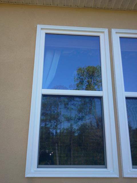Gulf Shores, AL - Installed four EAS windows