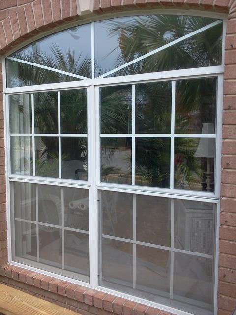 Milton, FL - Installed Shwinco impact windows
