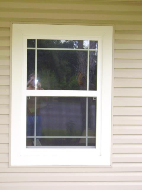 Gulf Shores, AL - Installed  non-impact Viwinco windows
