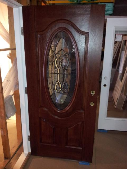 Gulf Breeze, FL - Serviced a Therma Tru impact rated door