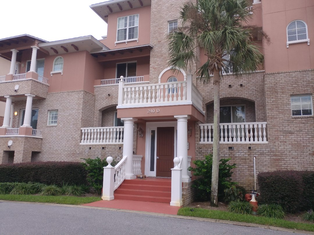 Mary Esther, FL - Needing new shutters for a sound side condo