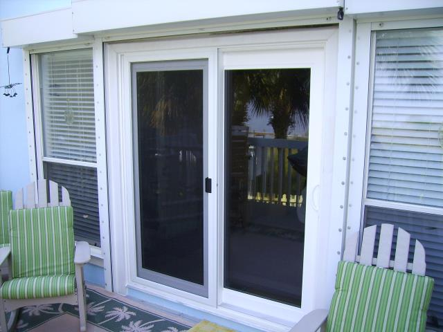 Folkers installed eight replacement windows and one Sliding Glass Door All Viwinco Ocean View impact