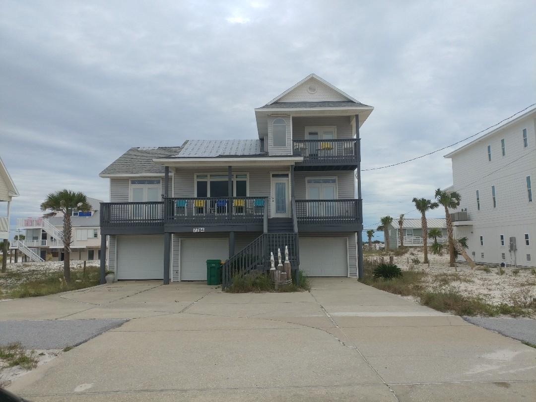 Navarre Beach,  new windows and doors