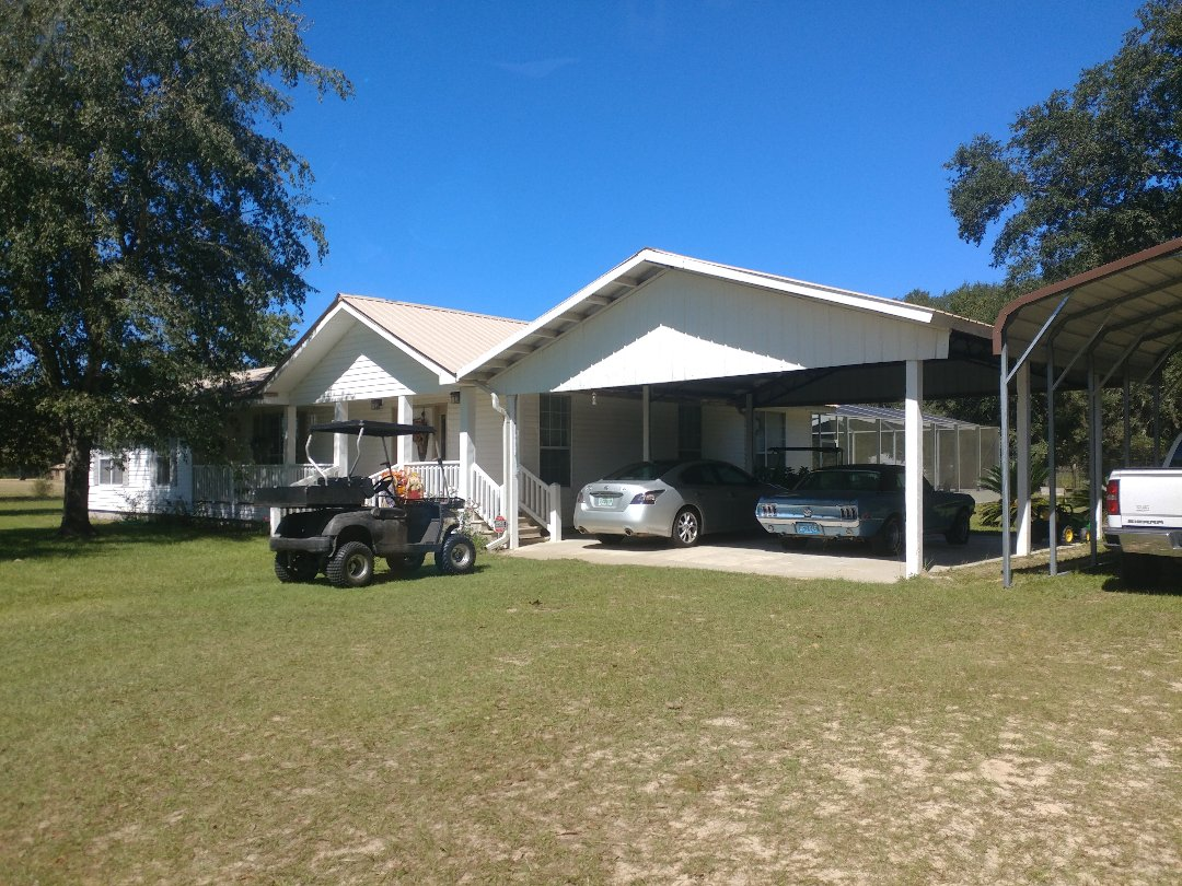 Laurel Hill, FL - Customer is looking for all new adobe Windows from Custom Window Systems